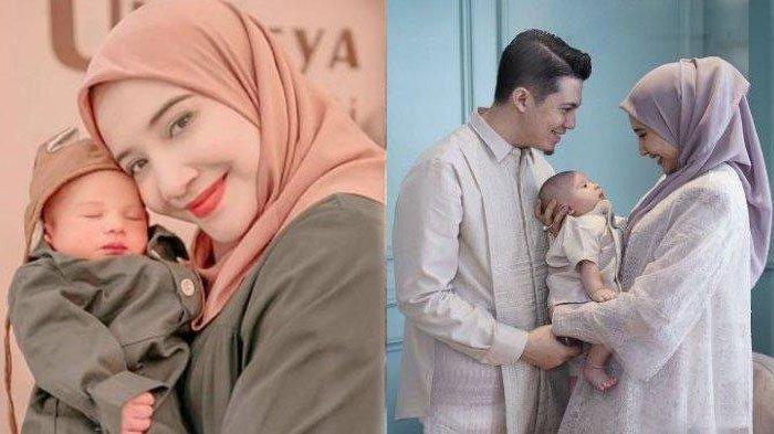 Gaya Gemas Baby Ukkasya saat Jalan ke Mall bareng Zaskia Sungkar, Stroller Bayinya Jadi Sorotan