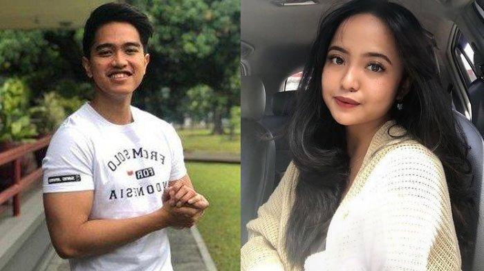 Viral Potret Jalan Berdua, Zentha Nabila Javanica Diduga Kekasih Baru Kaesang Pangarep: 'Doain Ya'