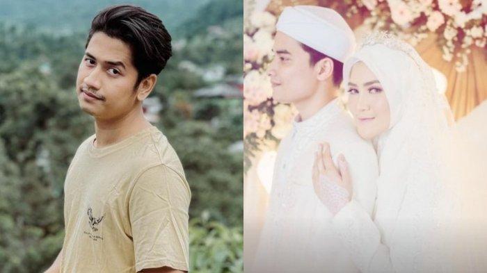 Nikahi Henny Rahman, Alvin Faiz tepis isu menikung Zikri Daulay.