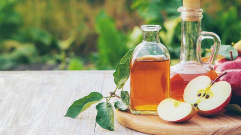 Bahan Alami Untuk Menghilangkan Jerawat Coba 5 Cara Ini Cuka Apel Bawang Putih Jeruk Nipis Tribunnewsmaker Com