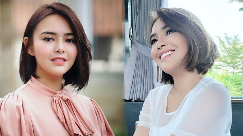 Prediksi Tren Rambut 2021 Gaya Ala Amanda Manopo Hits Apakah Cocok Untuk Fitur Wajah Bulat Tribunnewsmaker Com