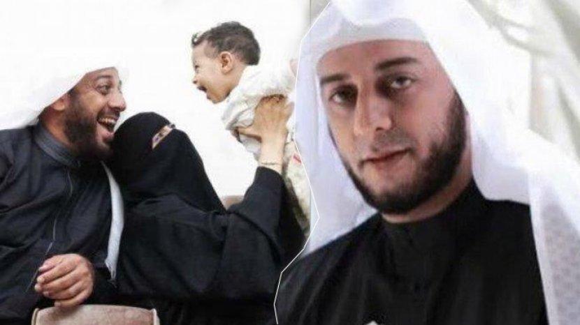 syekh-ali-jaber-bersama-istri-umi-nadia-dan-anaknya.jpg