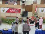 VIRAL Kapolres Nunukan Tendang Anak Buah, Polisi Lain Cuma Nonton, Diduga Emosi Gara-gara Hal Ini