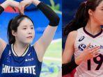 Atlet Voli Ini Dulu Dijuluki 'Dewi Lapangan', Kini Dituduh Selingkuh Suaminya, Chat Mesra Dibongkar