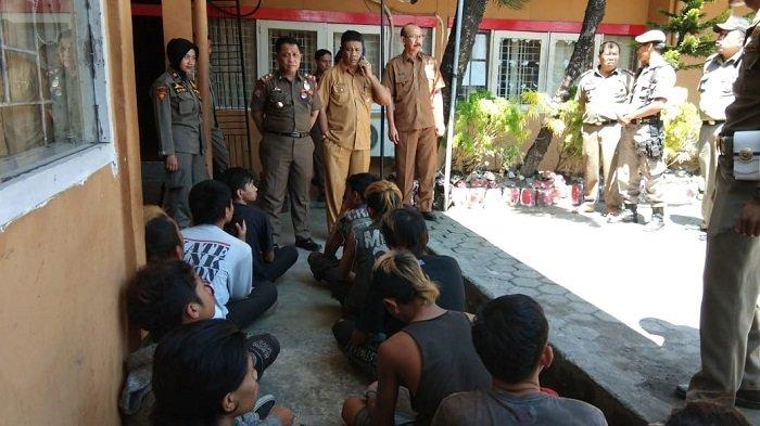 Dinsos Kota Padang Bina 20 Anak Jalanan, Dibekali Pelatihan Mental Hingga Agama