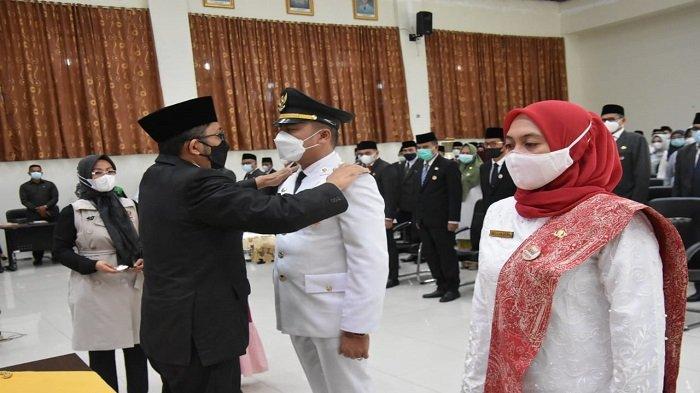 194 Pejabat Eselon III dan IV Dilantik Walikota Padang Hendri Septa, Membawa Perubahan Lebih Baik