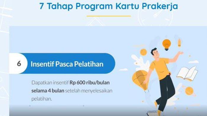 Cek Hasil Seleksi Kartu Prakerja Gelombang 12, Silakan Klik! www.prakerja.go.id
