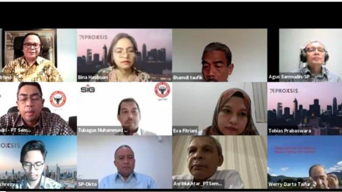 Semen Padang Berkomitmen Implementasikan Sistem Manajemen Anti Penyuapan