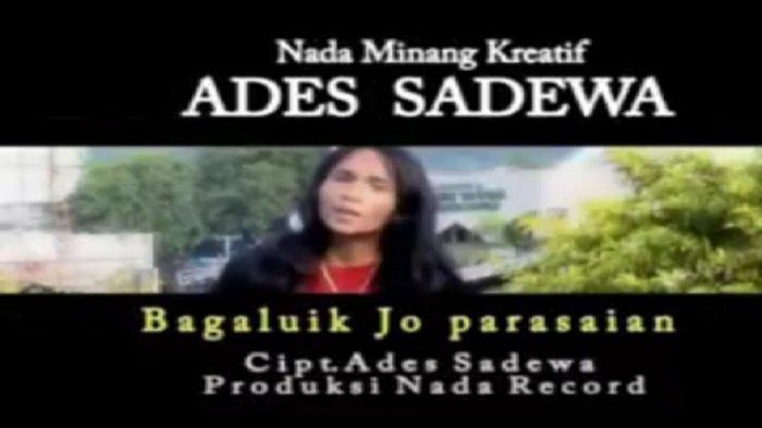 Lirik Lagu Minang Bagaluik Jo Parasaian - Ades Sadewa : Sajauah-jauah ndeh mandeh tabangnyo bangau