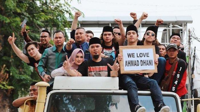 Kisah Hidup Ahmad Dhani di Penjara akan Difilmkan, Langsung Diproduseri Suami Mulan Jameela