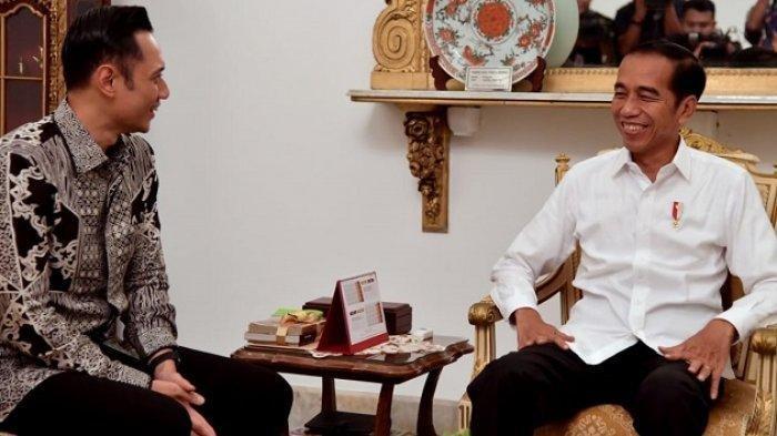 Usai AHY dan Jokowi Jumpa di Istana, Ini Reaksi Sandiaga, PKS dan Gerindra