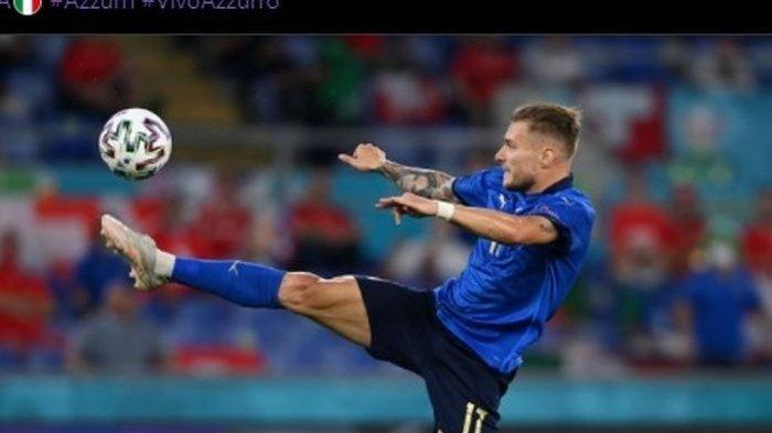 Absen Mencetak Gol Sejak 16 Besar, mampukah Immobile Memberikan Pembuktian pada Semifinal Euro 2020