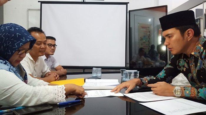 Jelang Pilgub Sumbar 2020, Bakal Calon Independen Aldi Taher Konsultasi dengan KPU Sumbar