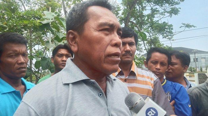 Ketua Aliansi Sopir Angkot Padang Saiyo Sakato Sampaikan Permintaan Ganti Rugi