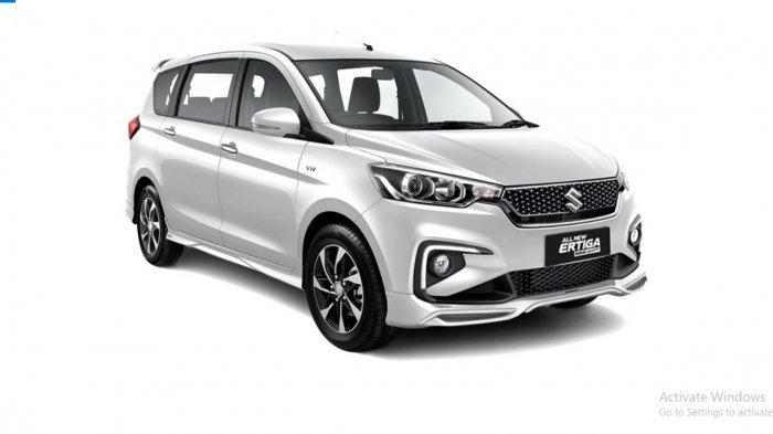 Daftar Harga Mobil Suzuki Ertiga, Karimun Wagon R, Suzuki APV Jimny Ignis Baleno Februari 2020