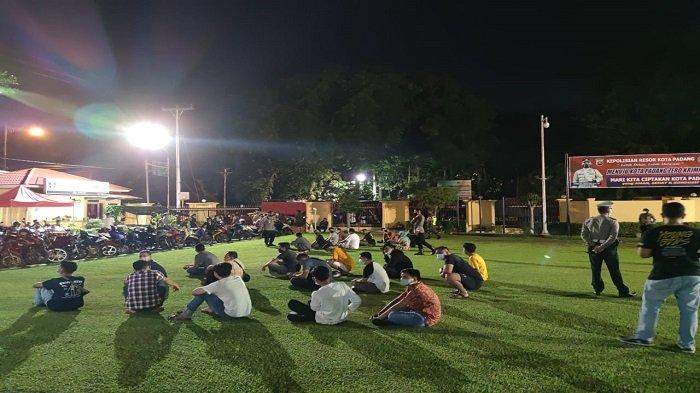 200 Warga Langgar Prokes, Kapolresta Padang Sebut Total Denda Administrasi Sampai Belasan Juta