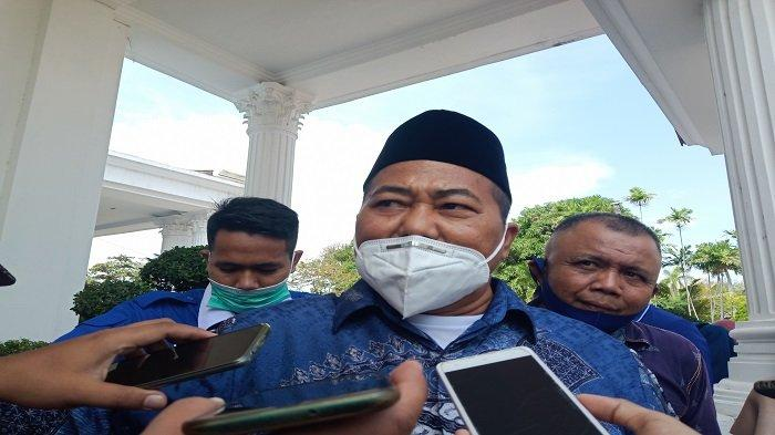 Amril Amin Disiapkan PAN Jadi Calon Wawako Padang : Saya Bersyukur Diberi Amanah
