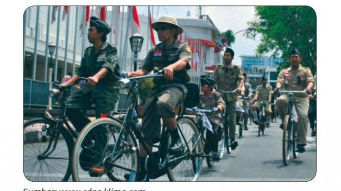 Analisislah Artikel 'Sepeda Ontel Banjiri Kota Bandung', Mencari Dampak Persatuan dan Kesatuan