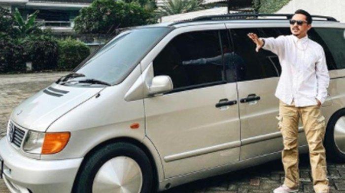 Ananda Omesh Beberkan Alasannya Ubah Mobil Kesayangan Jadi Mobil Darurat Untuk Pasien Covid-19