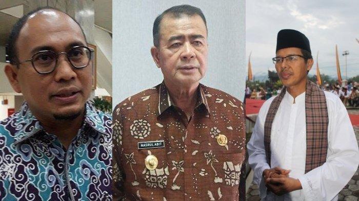 Andre Rosiade dan Gubernur Sumbar di Pusaran Interpelasi, Nasrul Abit di Pihak Siapa?