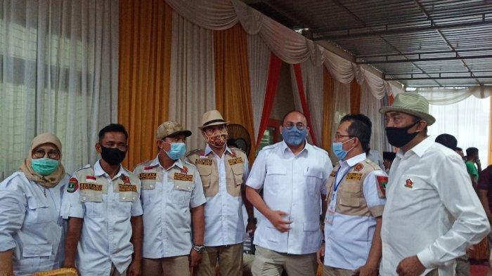 Andre Rosiade Ungkap Alasan Nasrul Abit-Indra Catri Mendaftar ke KPU Sumbar Lebih Awal dari Rencana