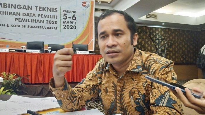 Komisioner KPU Sumbar Gebril Daulay: Kegiatan Kampanye Boleh Diberitakan Asalkan Adil & Proporsional