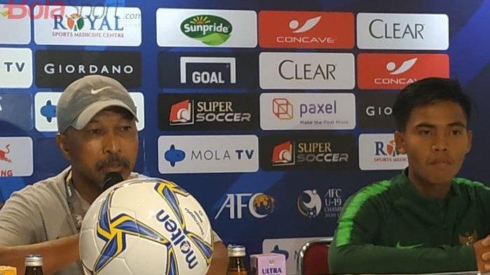 David Maulana Cs Tak Sabar Lakoni Laga Timnas Indonesia U-19 Kontra Torino U-17