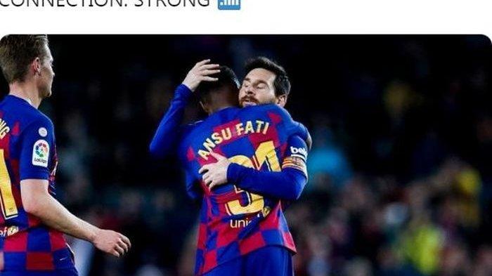 Barcelona vs Cadiz - Blaugrana Butuh Sontekan Gol Messi, Kebangkitan Tim Seusai Takluk dari PSG