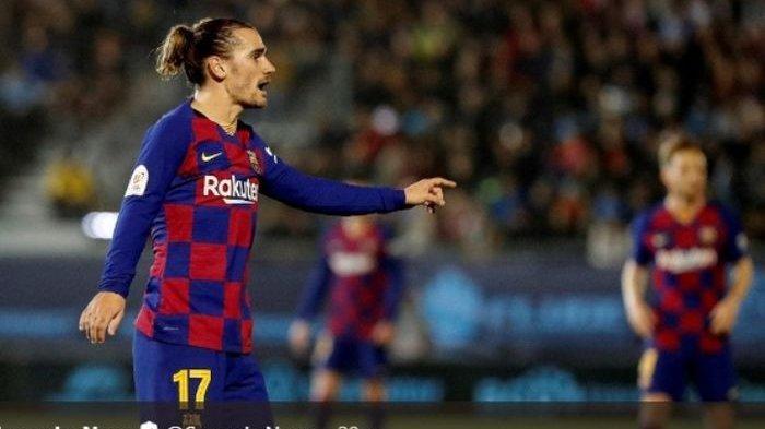 Antoine Griezmann dan Lionel Messi Jadi Kreator Pesta Gol Barcelona, HasilLiga Spanyol Pekan Ini