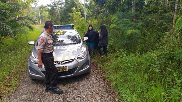 Di Lingkungan Kampus, Seorang Mahasiswi Padang Diancam Pakai Kapak, Motor Dilarikan Dua Pria
