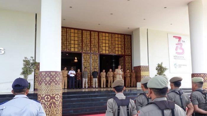 Rute Penertiban Alat Peraga Kampanye (APK) di Padang, Walikota Mahyeldi: Tanpa Pandang Bulu