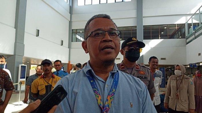 Dampak Corona, Arus Penumpang Pesawat di Bandara Internasional Minangkabau Turun