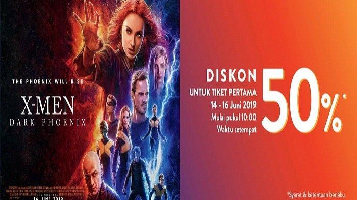Promo Tix ID Diskon 50 Persen Tiket Pertama, Semua Film di Cinema XXI Hingga 23 Juni 2019