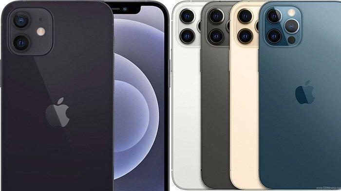 Info Lengkap Harga dan Spesifikasi iPhone 12, iPhone 12 Mini, iPhone 12 Pro dan iPhone 12 Pro Max