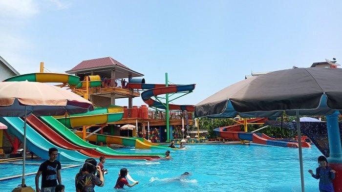 Arau Mini Water Park, Rekomendasi Tempat Berenang Akhir Pekan di Kota Padang, Biaya Masuk Rp 36.000