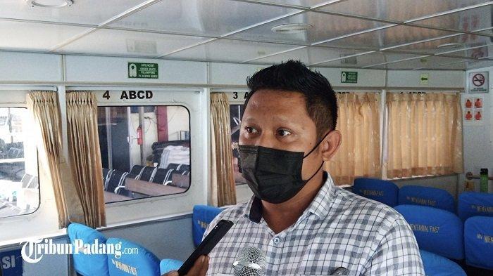 Manager Mentawai Fast, Ari Bayu
