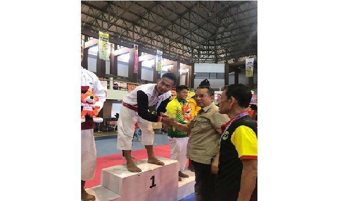 Kenshi Sumbar Ari Parmanto Targetkan Medali Emas Pada PON Papua 2021, Pernah 2 Kali Gagal di Final