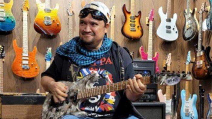 Aria Baron Mantan Gitaris Band Gigi Meninggal Dunia, Covid-19 Perburuk Keadaannya