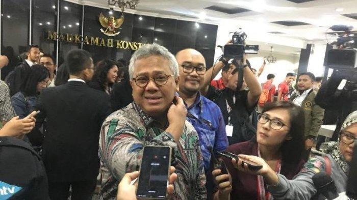 KPU RI Siapkan Jawaban 302 Halaman Terkait Permohonan Sengketa Pilpres 2019