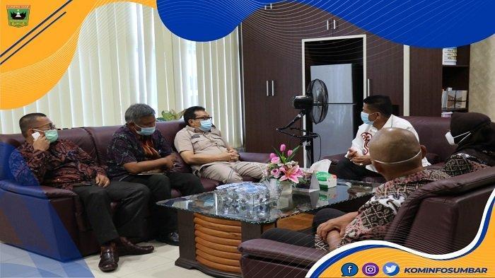 Diskominfo Sumatera Barat Tinjau ke Lapangan, Kesiapan Pelantikan 11 Kepala Daerah
