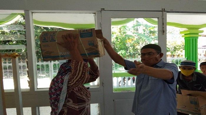 Selama September, UPZ Baznas Semen Padang Salurkan 105,5 Juta kepada Para Mustahik