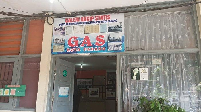 Galeri Arsip Statis Kota Padang, Menyimpan Sejumlah Dokumen Tempo Dulu