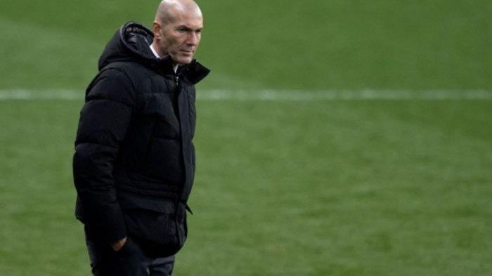 STARTING XI Real Madrid vs Levante: Sergio Ramos dan Zidane Absen, Pertanda Mencemaskan El Real