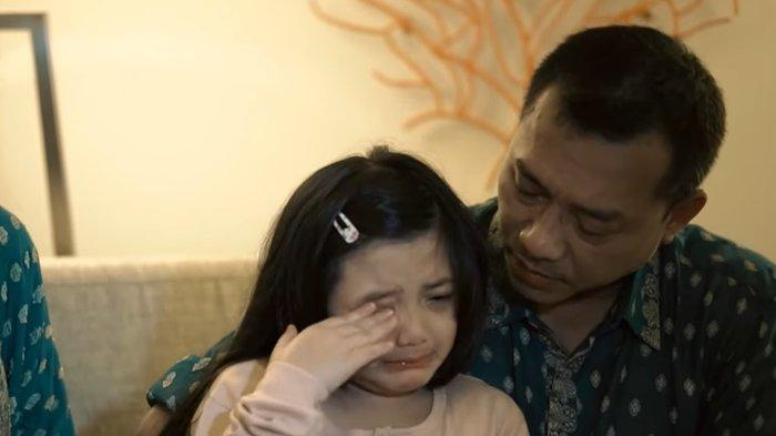 Mendengar Sang Kakak Keguguran, Arsy Hermansyah Nangis Minta Pulang ke Indonesia