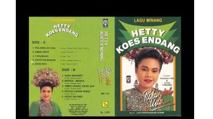 Arti Lirik Lagu Minang Pulanglah Uda, Lagu Padang yang DinyanyikanHetty Koes Endang hingga Judika