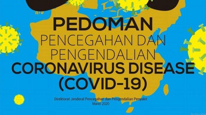 Resmi dari Kemenkes, Ini Arti ODP, PDP dan Suspect Virus Corona Berdasarkan Panduan Covid-19