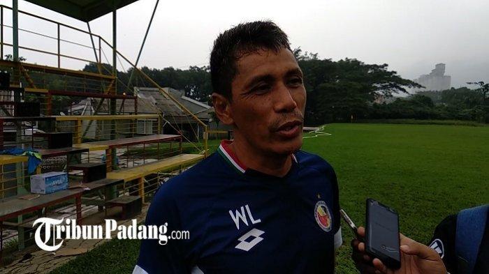 Liga 2 Tanpa Penonton Untungkan Semen Padang FC? Asisten Pelatih: Ada Nilai Bagus Buat Kita