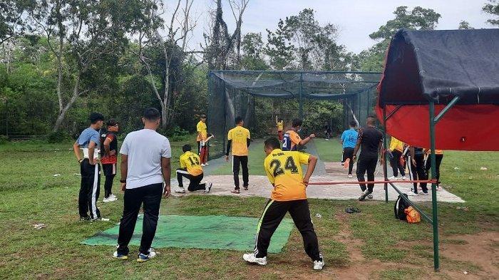 Hari Ini Cabor Cricket Sumbar Lakukan TM Jelang Berlaga di PON XX Papua 2021