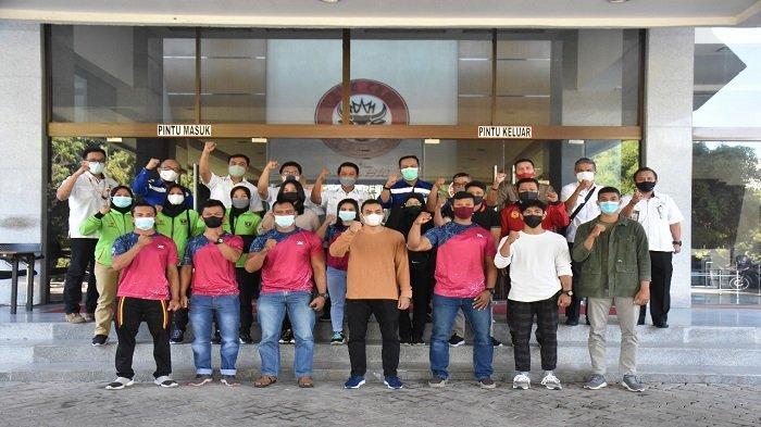 FKKSPG Kirim 15 Atlet Binaan ke PON Papua, Rinold Thamrin: Target Kami 5 Medali Emas
