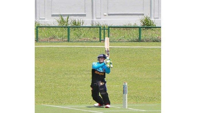Tim Kriket Sumbar Raih Perunggu di PON Papua 2021, Dihentikan DKI Jakarta di Semifinal